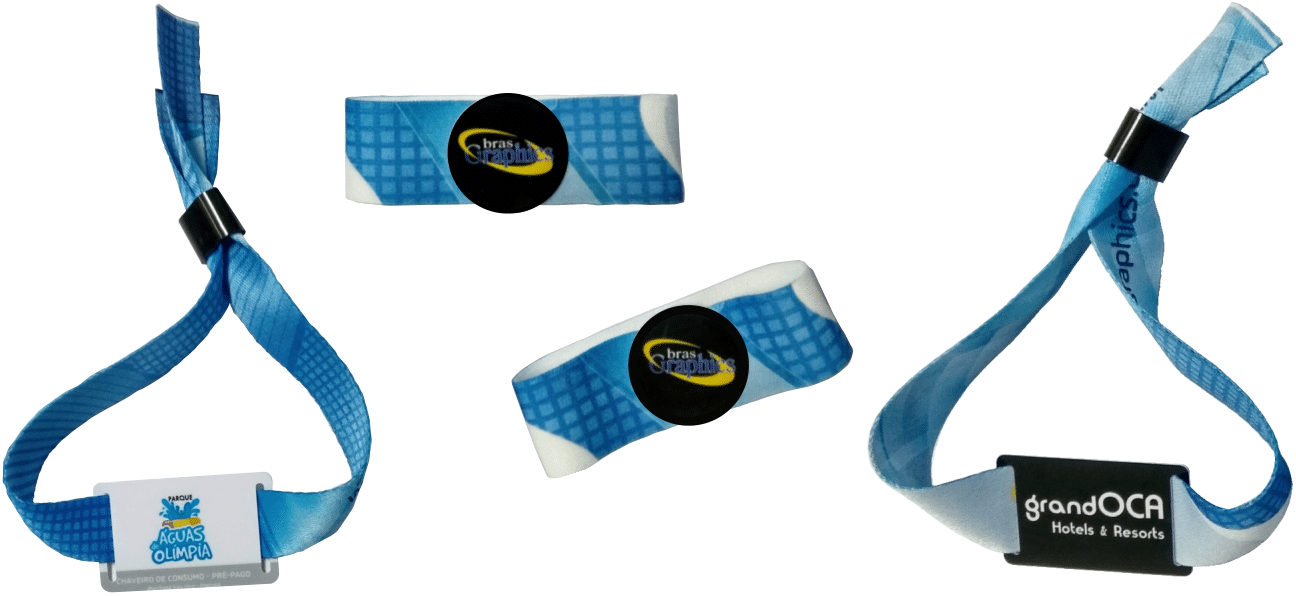 Pulseiras de Proximidade RFID